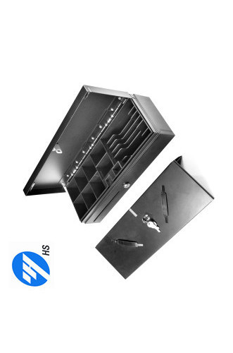 Heavy Duty Metal Keylock Pos Cash Drawer For Supermarket Payment HS-170